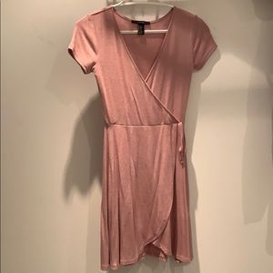 Forever 21: Baby Pink Dress